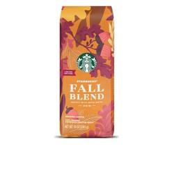 Starbucks Fall Blend Medium Roast Ground Coffee - 10oz