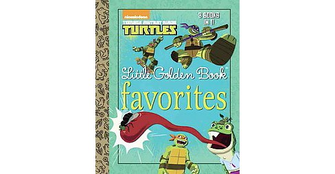 Teenage Mutant Ninja Turtles (Hardcover) - image 1 of 1