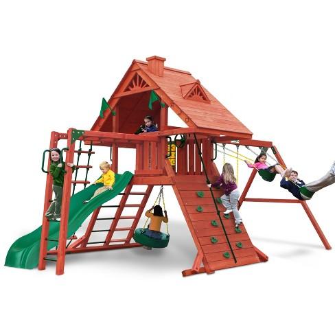 Gorilla Playsets Sun Palace Ii Swing Set Target
