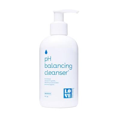 Love Wellness pH Balancing Cleanser - 7 fl oz