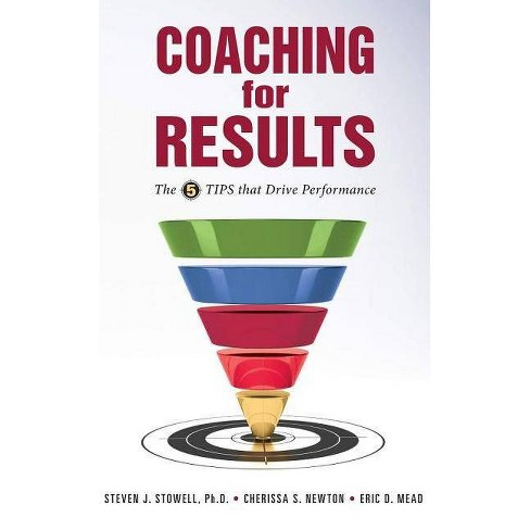 Coaching for Results - by  Steven Stowell (Hardcover) - image 1 of 1
