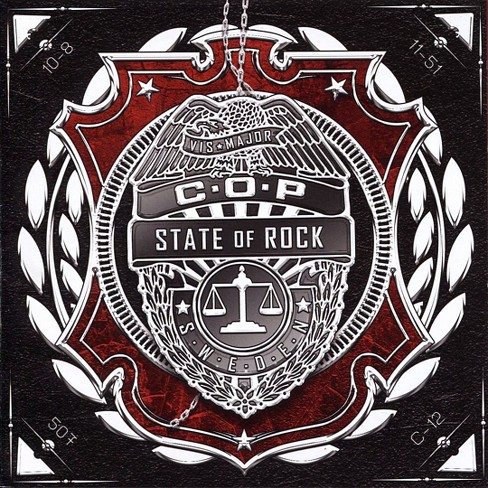 C.O.P. - State of rock (CD) - image 1 of 1