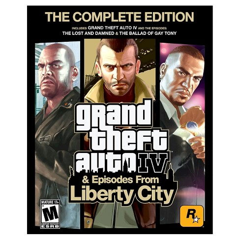 grand theft auto episodes from liberty city for pc