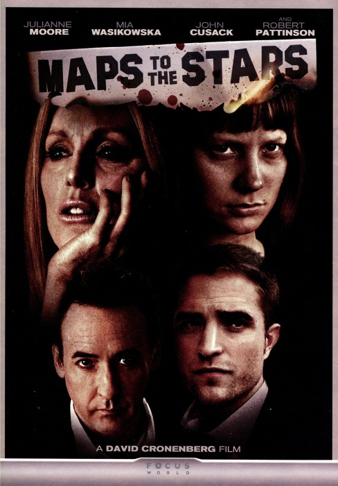 Maps to the Stars (dvd_video) - image 1 of 1