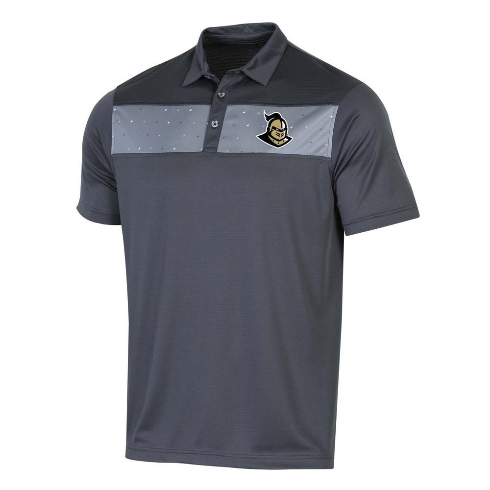NCAA Men's Short Sleeve Polo Shirt Ucf Knights - XL, Multicolored