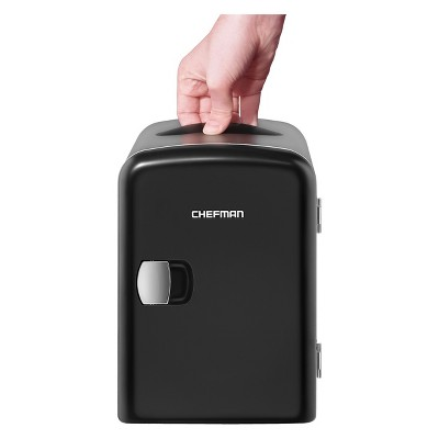Chefman Portable Personal Fridge - Black