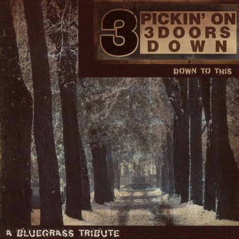 Various - Down to this:Pickin on 3 doors down (CD) - image 1 of 3