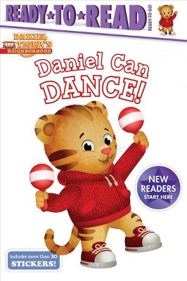 Daniel Can Dance -  (Ready-to-Read. Ready-to-Go!) by Delphine Finnegan (Paperback)