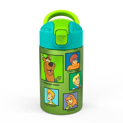 Scooby-Doo 14oz Stainless Steel Valiant Water Bottle - Zak Designs