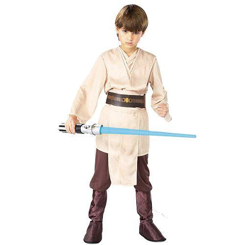Halloween Star Wars Jedi Kids' Costume Small (4-6), Adult Unisex, Size: Small(4-6)
