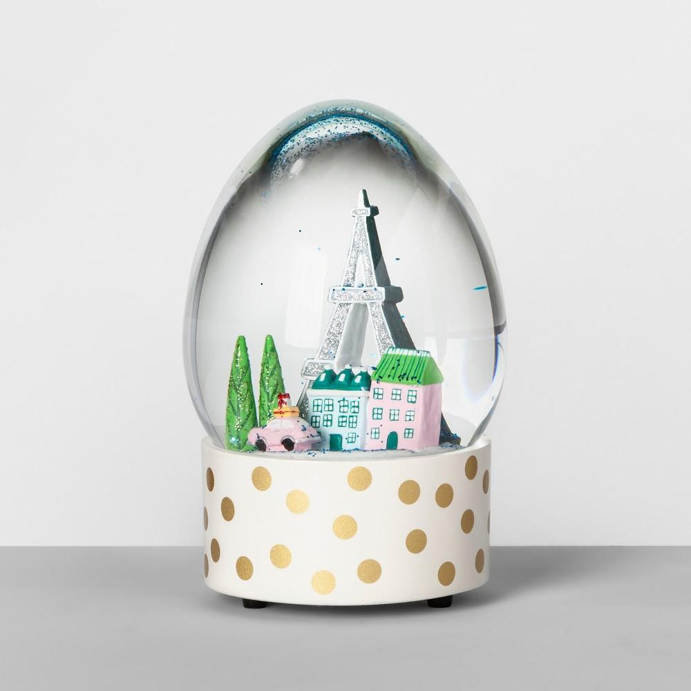 World Globe Paris - Opalhouse, Multi-Colored