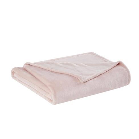 Velvet Plush Bed Blanket - Truly Soft - image 1 of 4