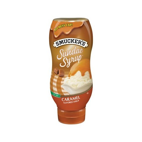 Smuckers Caramel Syrup - 20oz - image 1 of 4