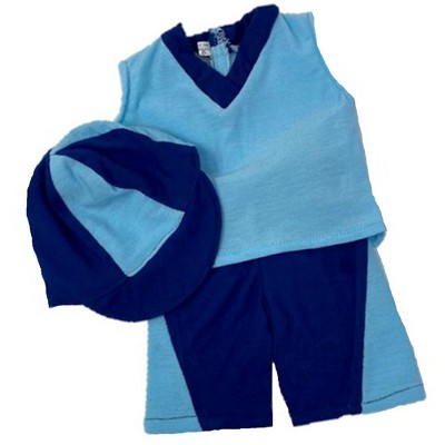 Doll Clothes Superstore Two Tone Sport Fits 18 Inch Boy Or Girl Like Our Generation American Girl Dolls