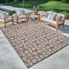 Mickey Mouse & Friends Medallion Havana Outdoor Rug Brown - image 3 of 3