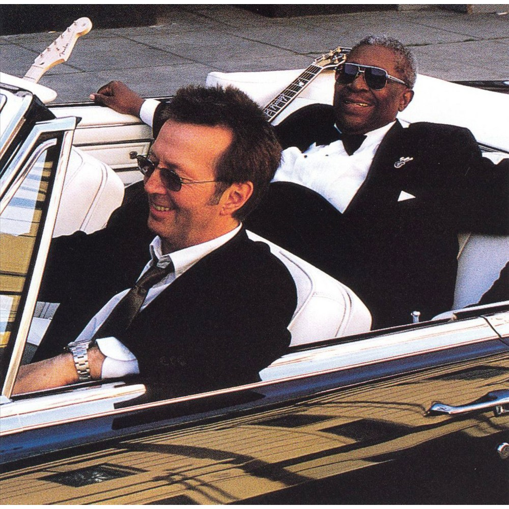 B.B. King / Eric Clapton - Riding with the King (CD)