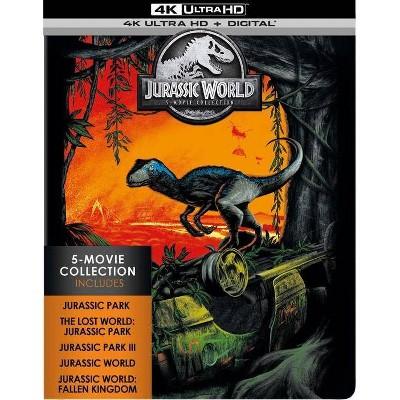 Jurassic World: 5-movie Collection (4K/UHD)