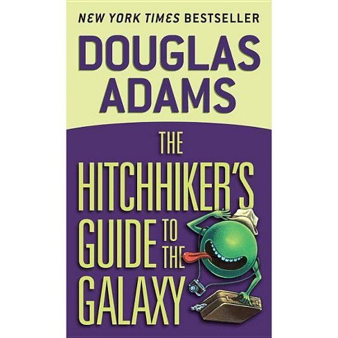 The Hitchhiker's Guide to the Galaxy - by  Douglas Adams (Hardcover) - image 1 of 1