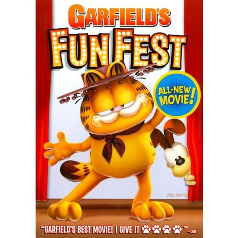 Garfield's Funfest (dvd_video) - image 1 of 1