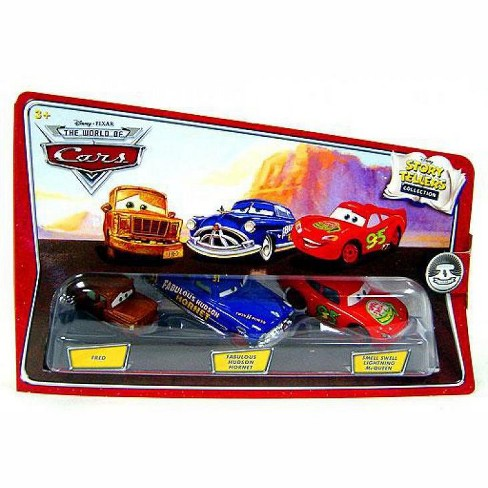 Disney Pixar Cars The World Of Cars Story Tellers Fred Fabulous