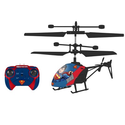 World Tech Toys DC Superman 2CH IR Helicopter