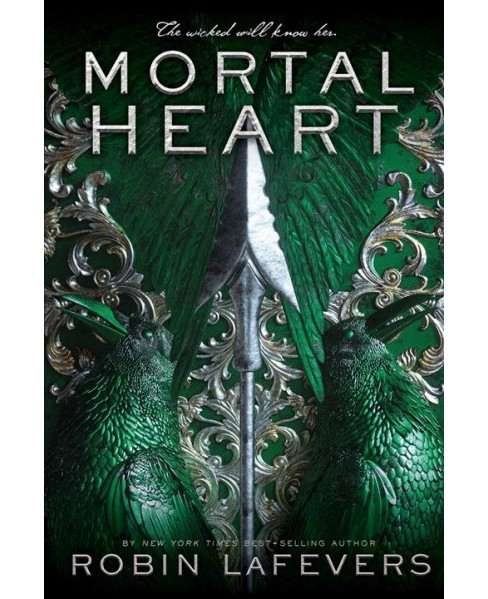 Mortal Heart -  Reprint (His Fair Assassin) by Robin Lafevers (Paperback) - image 1 of 1