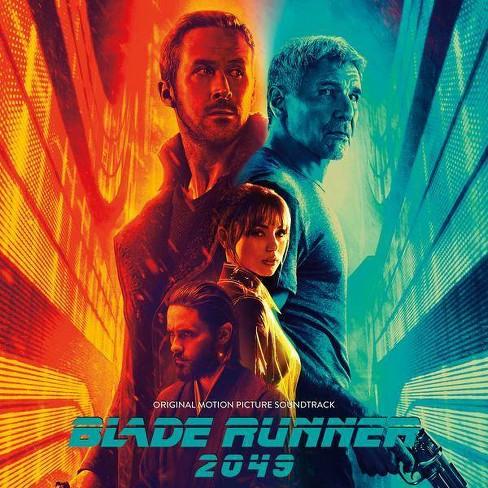 Hans Zimmer - Blade Runner 2049 (OSC) (CD) - image 1 of 1
