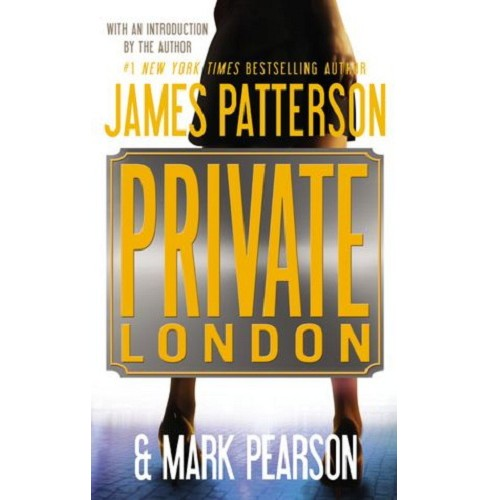 Private London (Reprint) (Paperback) by James Patterson - image 1 of 1