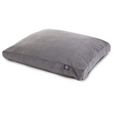 Majestic Pet Villa Collection Rectangle Dog Bed - Vintage Gray - Extra Large