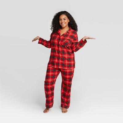 womens plus size pajamas target