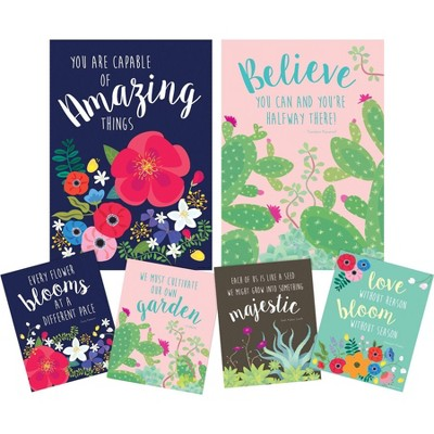 Set of 6 You Are Amazing Motivational Art Prints & Posters - Barker Creek