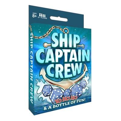 TDC Games Ship Captain Crew Dice Game