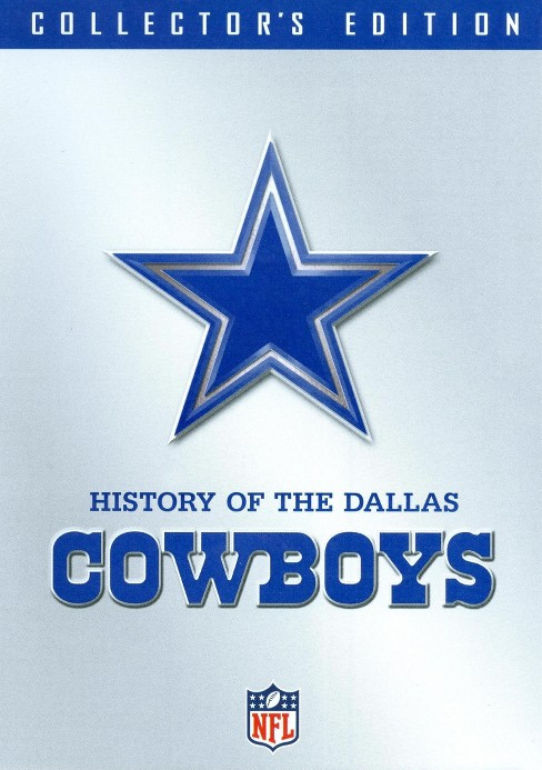 Nfl History Of The Dallas Cowboys (DVD) - image 1 of 1