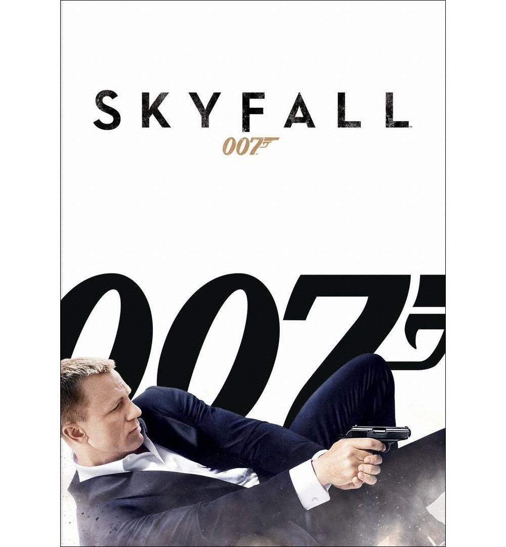 James Bond Skyfall (Dvd), Movies