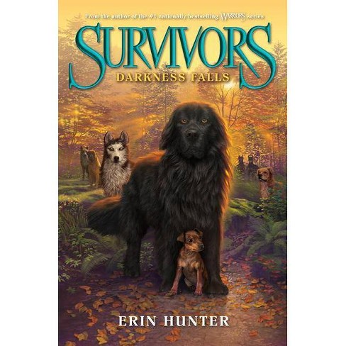 Darkness Falls - (Survivors (HarperCollins)) by  Erin Hunter (Paperback) - image 1 of 1