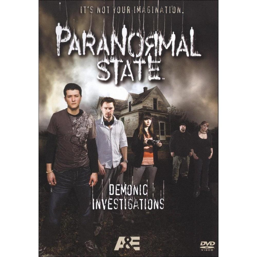 Paranormal State:Demonic Investigatio (Dvd)