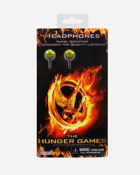 "The Hunger Games Movie Ear Buds ""Bird Buds"" - image 1 of 1"