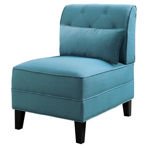 Incredible Accent Chairs Acme Furniture Teal Evergreenethics Interior Chair Design Evergreenethicsorg