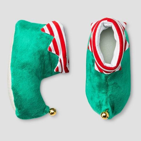 Baby Elf Slipper - Xhilaration™ 4  Green 12-18M - image 1 of 1
