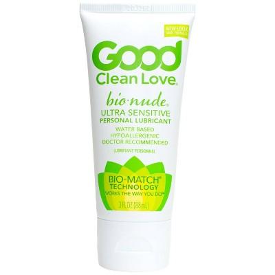Good Clean Love BioNude Ultra Sensitive Personal Lube - 3oz