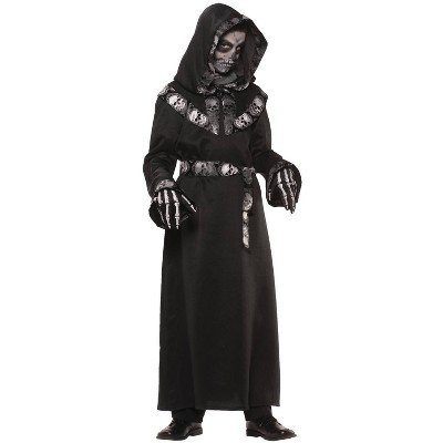 Kids' Skull Master Halloween Costume M