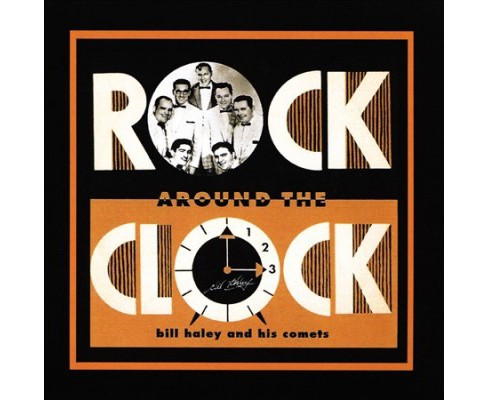 Bill Haley - Rock Around The Clock (CD) - image 1 of 1