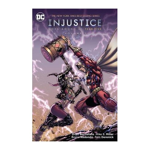 Injustice Gods Among Us Year Five 2 Reprint Target