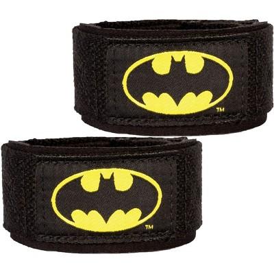 Performa Premium Padded Weight Lifting Straps - Batman