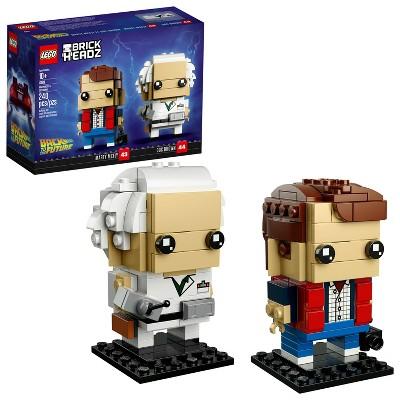 LEGO BrickHeadz Marty McFly & Doc Brown 41611