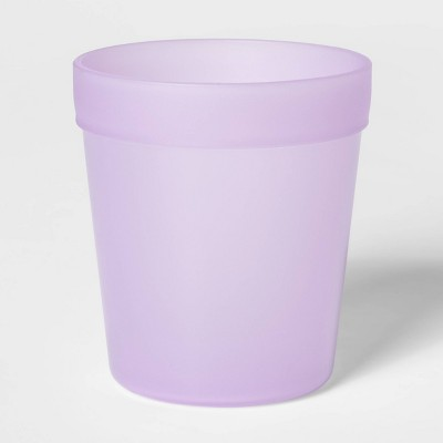 8oz Plastic Kids Short Tumbler Lilac - Pillowfort™
