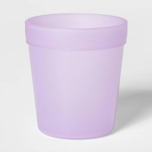8oz Plastic Kids Short Tumbler Lilac - Pillowfort™ - image 1 of 1