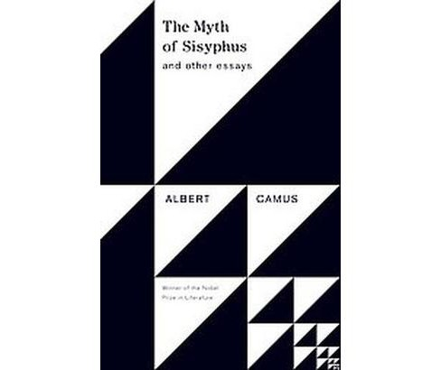 Myth of Sisyphus and Other Essays (Reissue) (Paperback) (Albert Camus) - image 1 of 1