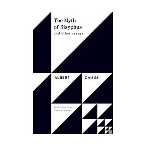 Myth Of Sisyphus And Other Essays Reissue Paperback Albert  Myth Of Sisyphus And Other Essays Reissue Paperback Albert Camus