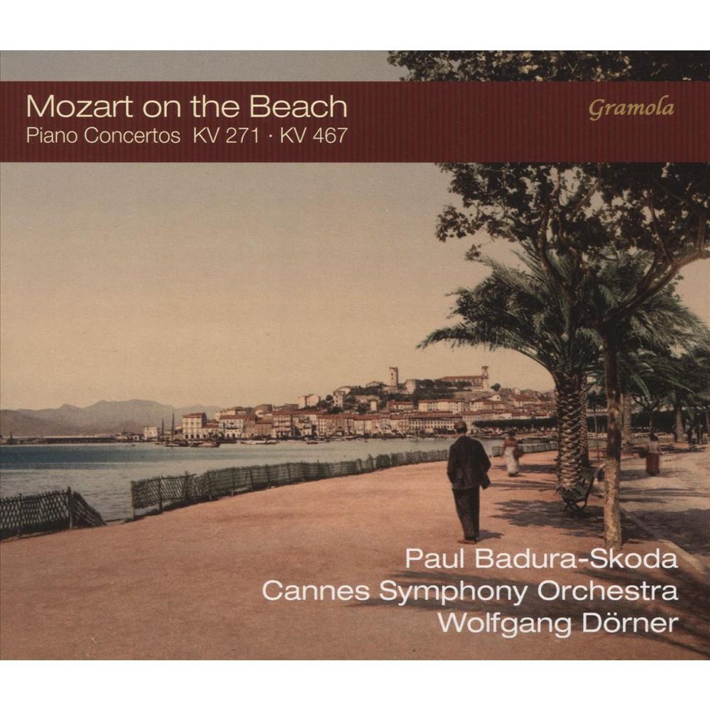 Paul Badura-skoda - Mozart On The Beach Kv 271 & 467 (CD)